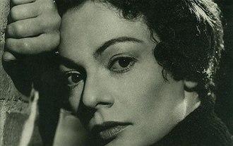 Sheila Burrell - Photo by David Sim