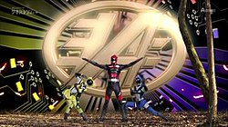 List of Unofficial Sentai Akibaranger characters - Wikipedia