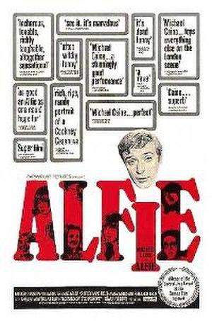 Alfie (1966 film) - Image: Alfie original
