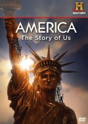 America: The Story of Us - Image: America The Story of Us cover