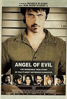 <i>Angel of Evil</i> 2010 crime film directed by Michele Placido