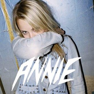 Anniemal - Image: Anniemal albumcover