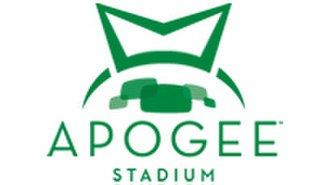 Apogee Stadium - Image: Apogee Stadium logo