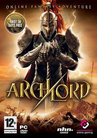 ArchLord - Image: Archlord cover