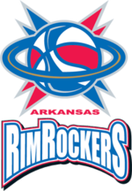 Arkansas RimRockers logo