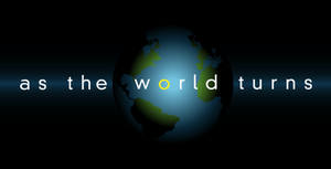 As the World Turns - Image: As The World Turns 2009 logo