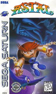 <i>Astal</i> 1995 video game