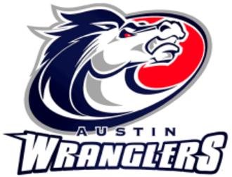 Austin Wranglers - Image: Austin Wranglers