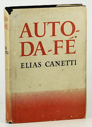 Auto-da-Fé (novel) - 1st English language edition, 1946