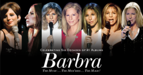 Barbra The Music, The Mem'ries, The Magic poster.png