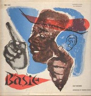 Basie (album) - Image: Basie (album)
