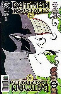 <i>Batman: Two Faces</i>
