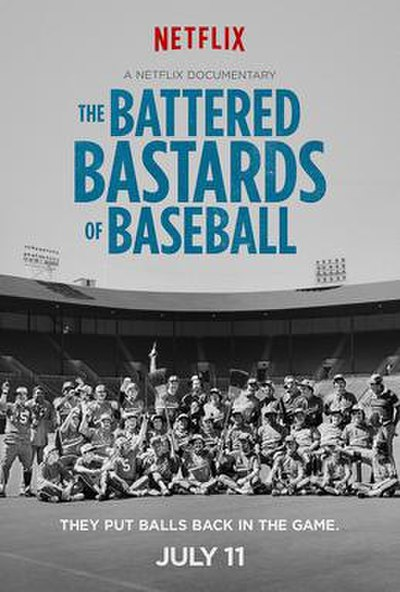 Picture of a movie: The Battered Bastards Of Baseball