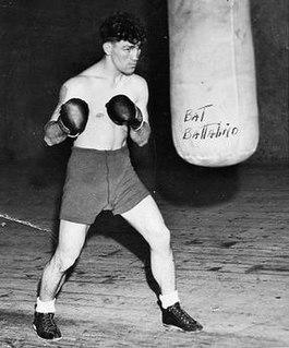 Christopher Battalino American boxer