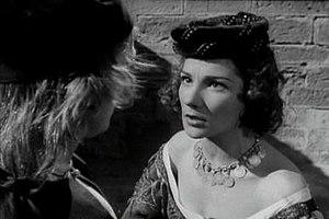 Bianca (Othello) - Doris Dowling as Bianca in Orson Welles' 1952 film, Othello