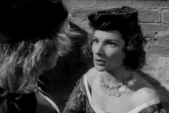 Bianca (Othello) - Doris Dowling as Bianca in Orson Welles' 1952 film, Othello