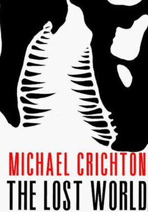 The Lost World (Crichton novel) - Image: Big lostworld