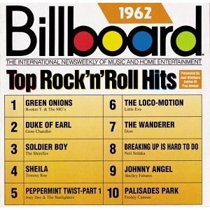 Billboard Top Rock'n'Roll Hits: 1962 - Image: Billboard Top Rock'n'Roll Hits 1962
