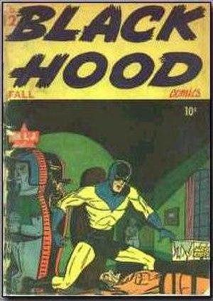 Black Hood - Image: Black Hood 12