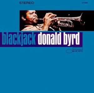 Blackjack (Donald Byrd album) - Image: Blackjack (album)