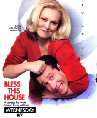 Bless This House (U.S. TV series) - Image: Bless this house dvd cover