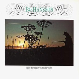 Music Inspired by Watership Down - Image: Bo Hansson Watership Down