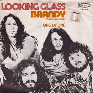 Brandy (You're a Fine Girl) - Image: Brandy Looking Glass
