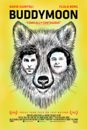 Buddymoon - Theatrical release poster