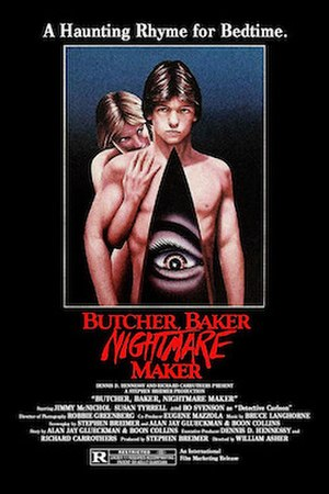 Night Warning - Night Warning (1982) released as Butcher Baker Nightmare Maker