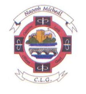 C.L.G. Naomh Mícheál - Image: C.L.G. Naomh Mícheál logo