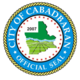 Official seal of Cabadbaran