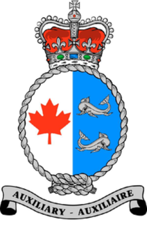 Canadian Coast Guard Auxiliary - Image: Canadian Coast Guard Auxiliary
