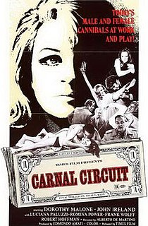 <i>Carnal Circuit</i> 1969 film