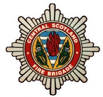 Central Scotland Fire and Rescue Service - Image: Central Scotland Fire and Rescue Service
