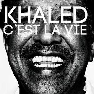 C'est la vie (Khaled song) - Image: Cest la vie single by khaled