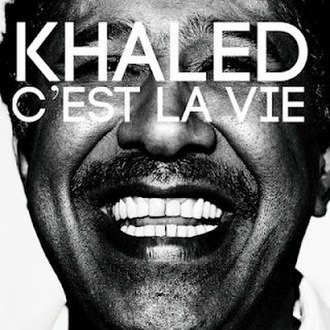 C'est la vie (Khaled song) - Image: Cest la vie single by khaled