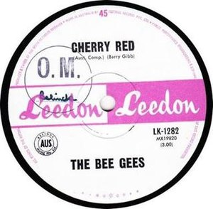 Cherry Red (song) - Image: Cherry Red