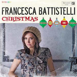Christmas (Francesca Battistelli album) - Image: Christmas (Official Album Cover) by Francesca Battistelli
