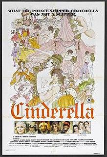 <i>Cinderella</i> (1977 film) 1977 American erotic musical comedy by Michael Pataki