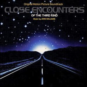 Close Encounters of the Third Kind - Image: Close Encounters soundtrack