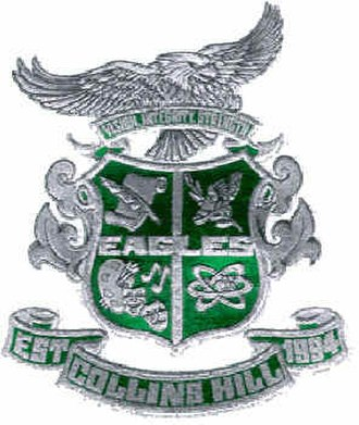 Collins Hill High School - Image: Collins Hill High School Crest