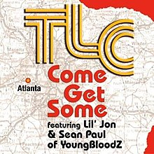 TLC featuring Lil Jon and Sean P - Come Get Some (studio acapella)