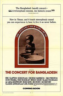 """The Beatles Polska: Przedpremierowy pokaz filmu """"The Concert for Bangladesh"""""""