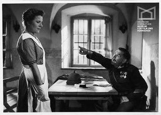 <i>Cordula</i> (film) 1950 film by Gustav Ucicky