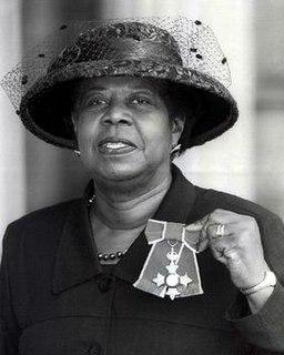 Lois Browne-Evans Bermudian politician