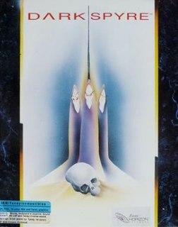 <i>DarkSpyre</i> 1990 video game