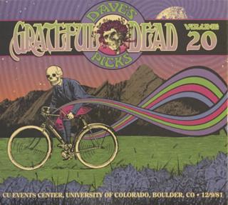<i>Daves Picks Volume 20</i> album by Grateful Dead