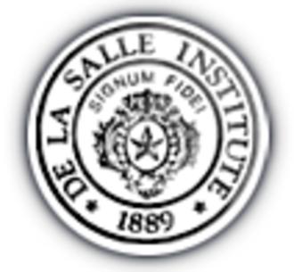 De La Salle Institute - Image: De La Salle Inst Crest