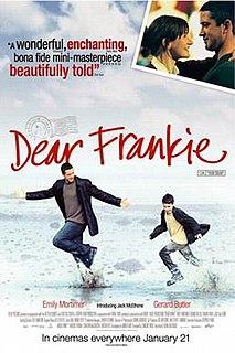 <i>Dear Frankie</i> 2004 film by Shona Auerbach