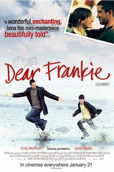 Picture of a movie: Dear Frankie